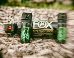 Mean Green + 5.3 Pfeffersprays von FOX Labs