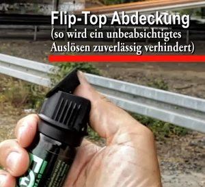 Flip Top Schutzkappe für FOX Labs Pfeffersprays
